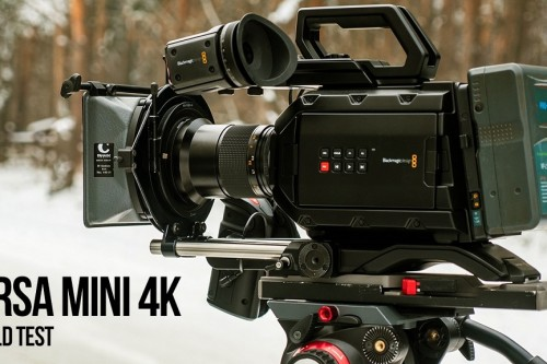 Blackmagic Ursa Mini 4K – Recenzja