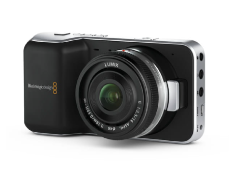 Blackmagic Pocket Cinema Camera HD
